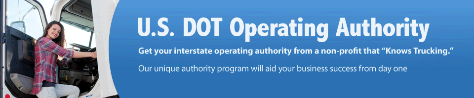 Dot operating authority motor carrier for Federal motor carrier phone number