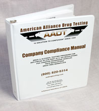 American Alliance Drug Testing Company Compliance Manual