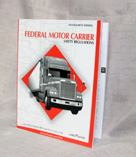 Motor carrier products and services for Federal motor carrier safety regulations