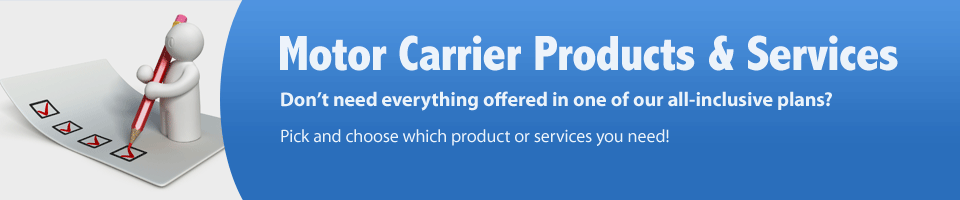 Motor Carrier Products And Services